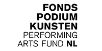 Website Fonds Podiumkunsten