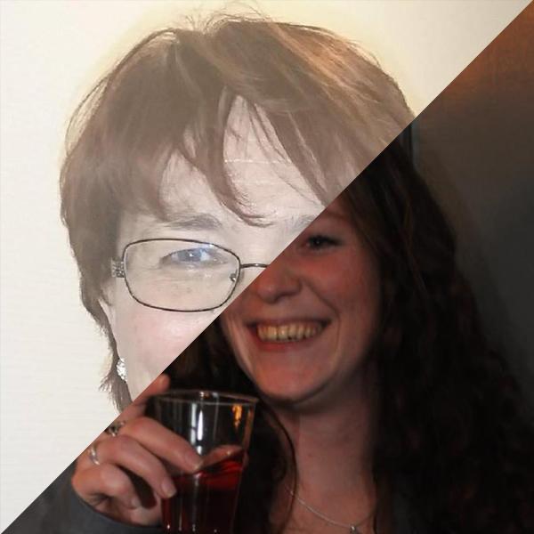Regina van den Berg & Wendy Prins