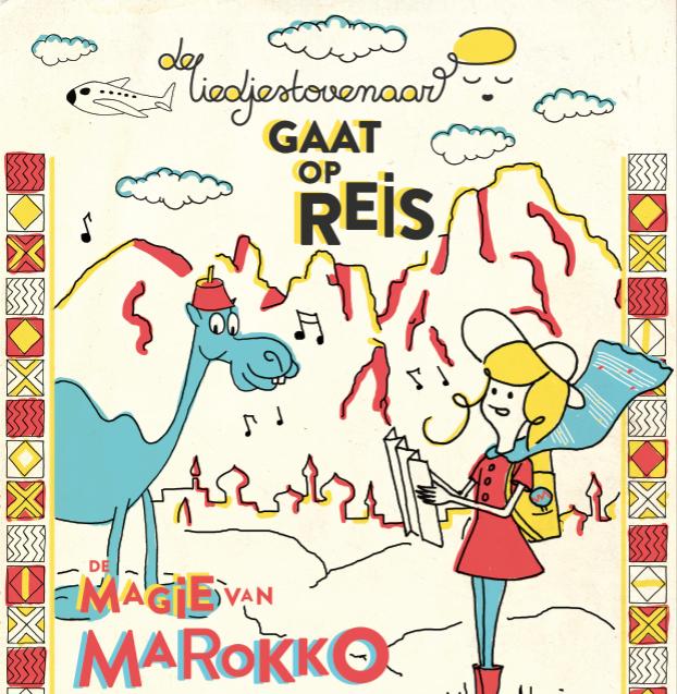 DE MAGIE VAN MAROKKO