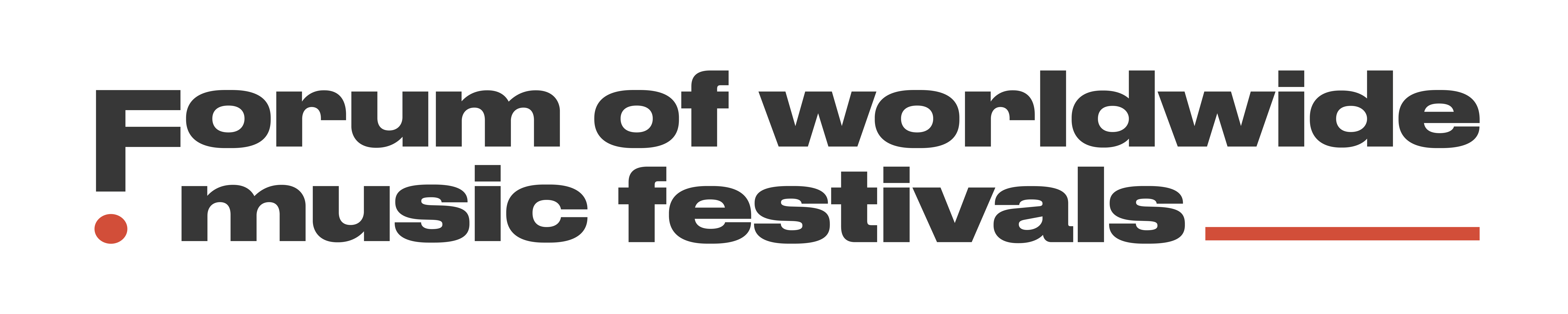 Forum of Worldwide Music Festivals